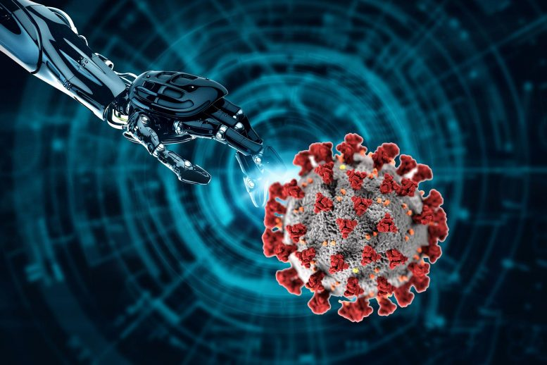 Unexpected Scientific Insights into COVID-19 From AI Machine Learning Tool - COVID-19 HUB